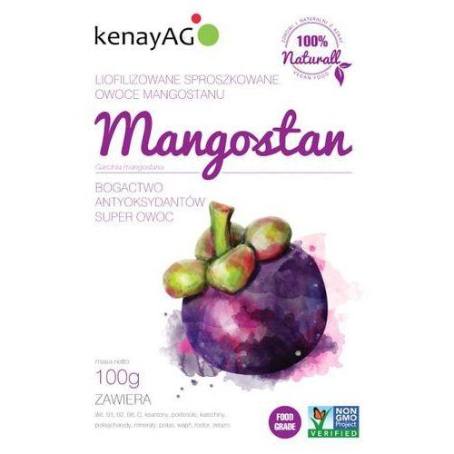 Sproszkowane owoce MANGOSTANU (100g)
