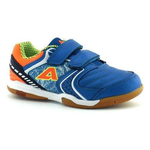 American club Chłopięce buty sportowe 170620 - niebieski ||kolorowy