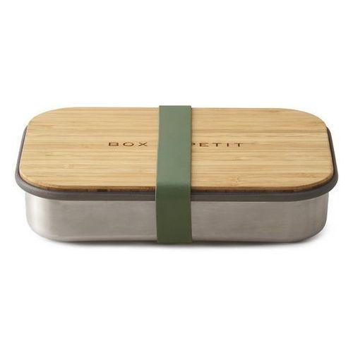 Black+blum Pojemnik na kanapkę sandwich box petit oliwkowy