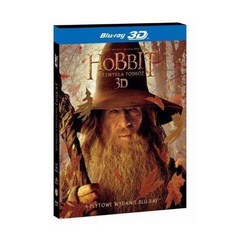 Hobbit: Niezwykła podróż 3D. Edycja specjalna (4 Blu-ray) (7321999325121)