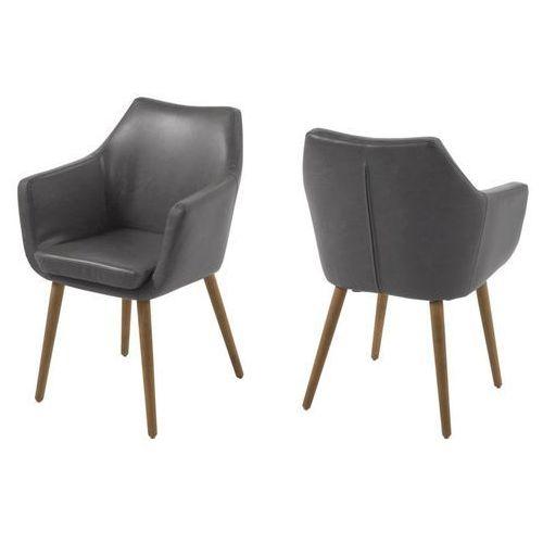Krzesło Nora, kolor czarny