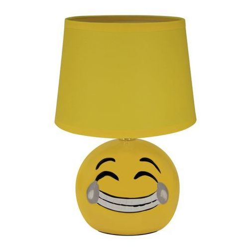 Lampa stołowa emo 1 x 40 w e14 żółty marki Struhm