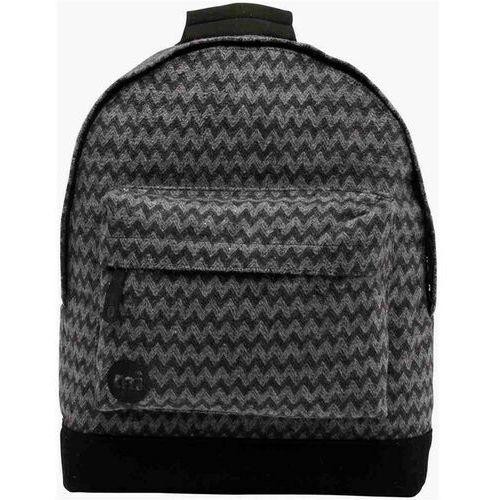 Plecak - felted chevron charocal/black (002) rozmiar: os marki Mi-pac