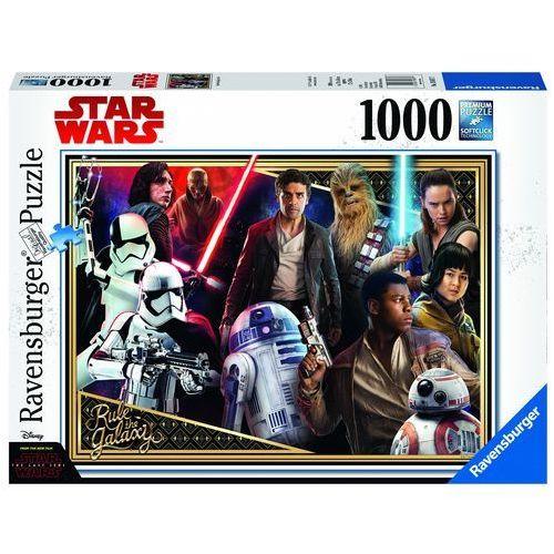 Ravensburger Puzzle Disney Gwiezdne Wojny: Część VIII, 1000 elementów (4005556198177)