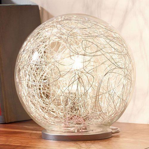 Eglo 93075 - Lampa stołowa LUBERIO 1xE27/60W/230V, 93075
