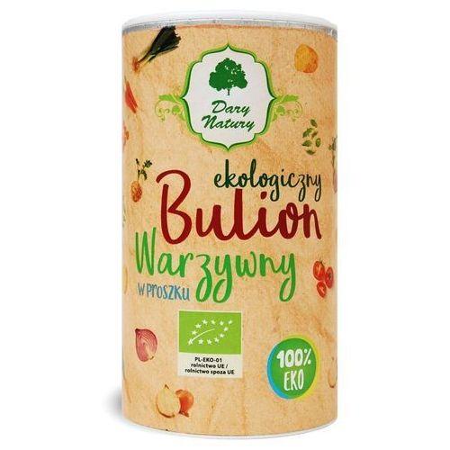 Bulion warzywny w proszku bio 200g marki Dary natury