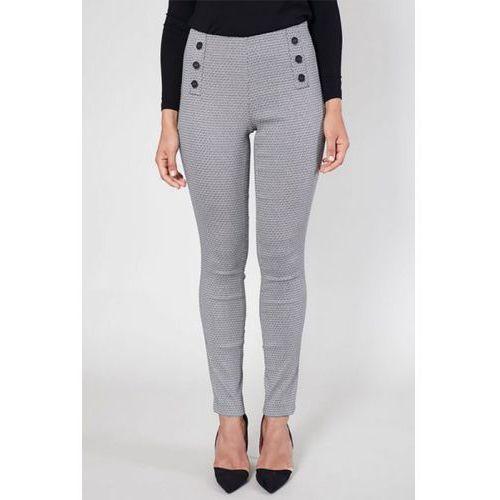 Spodnie damskie model soveto 9230 grey, Click fashion