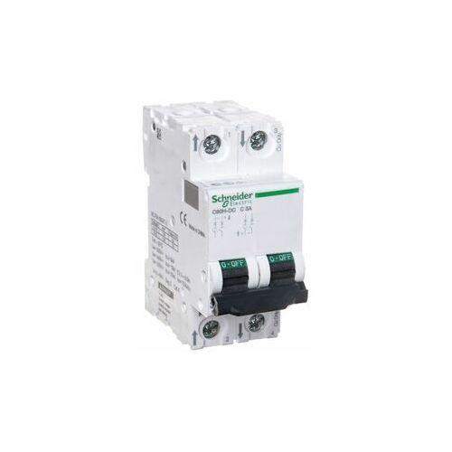 Schneider electric polska sp. z o.o. Wyłącznik prądu stałego c60h-dc-c3-2 2p 3a c 500v dc a9n61523 (3606480424236)
