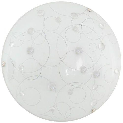Lampa CANDELLUX Astro Plafon Transparentny (1 x 10W)