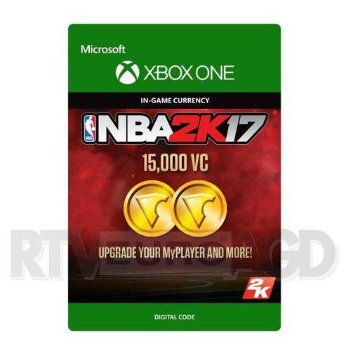 NBA 2K17 - 15000 VC [kod aktywacyjny], 7F6-00081