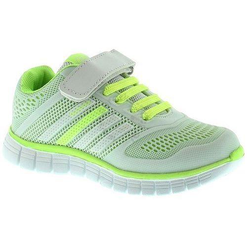 Befado Buty sportowe dla dzieci 516x004 - zielony ||biały