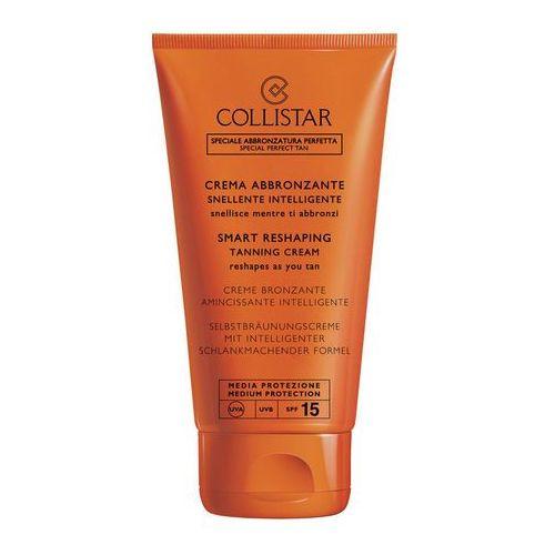Collistar Smart reshaping tanning cream spf15 wyszczuplający krem do opalania 150ml -  (8015150260947)