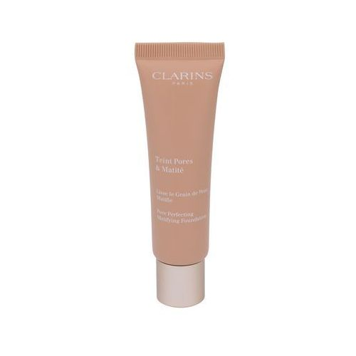 Clarins pore perfecting podkład matujący minimalizujący pory odcień 02 nude beige 30 ml