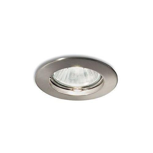 Oczko lampa sufitowa wpuszczana downlight Ideal Lux Jazz 1x50W GU10 nikiel 083087! WYPRZEDAŻ OSTATNIA SZTUKA!, 083087