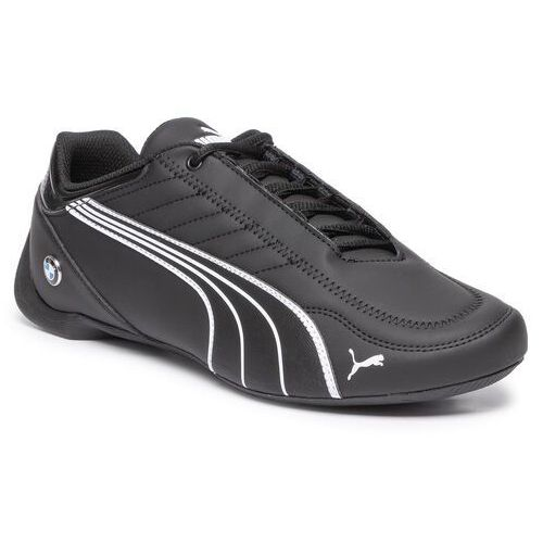 Sneakersy - bmw mms future kart cat 306469 01 puma black/puma white, Puma, 40-47