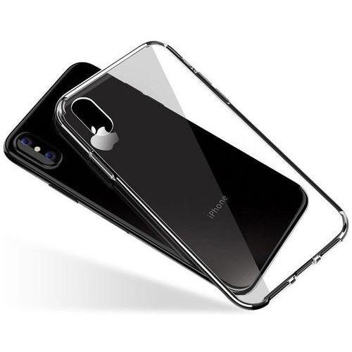 Etui pokrowiec ROCK SLIM JACKET iPhone X 10