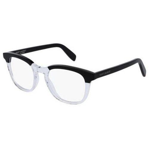 Okulary korekcyjne sl 144 008 marki Saint laurent