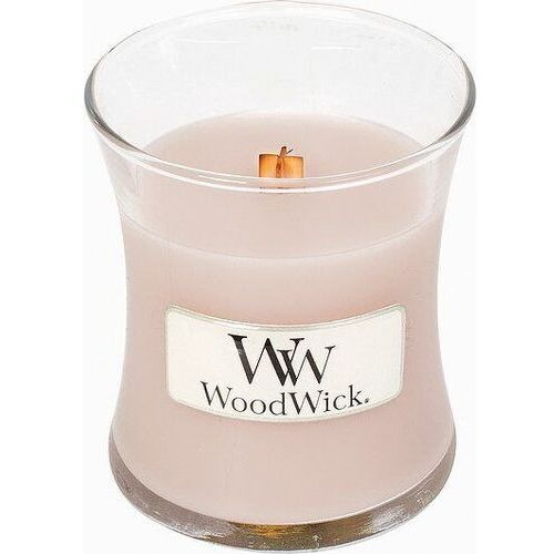 Świeca Core WoodWick Vanilla & Sea Salt średnia