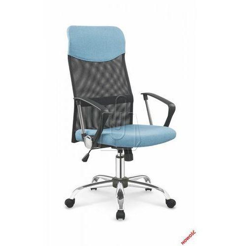 Halmar Fotel pracowniczy  vire 2 niebieski – dostawa gratis 24h