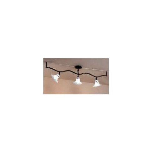 lampa sufitowa MAMI 1180 rdzawa ŻARÓWKI LED GRATIS!, LINEA LIGHT 2653