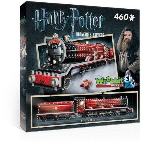 Tactic Puzzle 3d wrebbit harry potter hogwarts express 460
