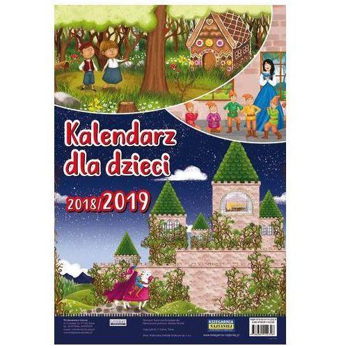 Kalendarz ścienny 2018/2019 Dla dzieci