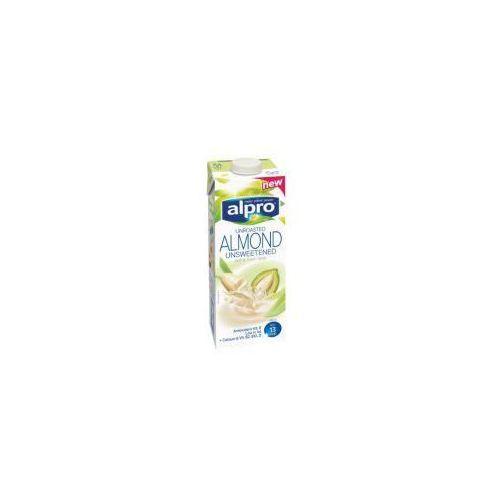 Napój migdałowy bez dodatku cukru z nieprażonych migdałów Alpro 1L