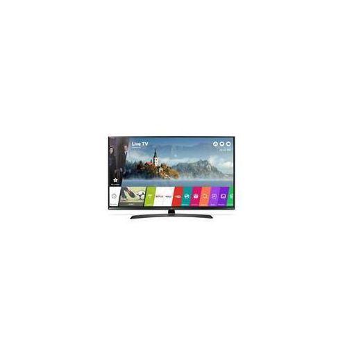 TV LED LG 49UJ635. Najniższe ceny, najlepsze promocje w sklepach, opinie.