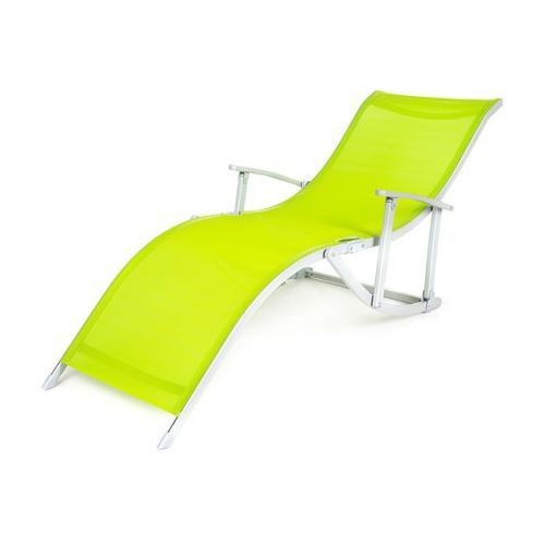 Happy Green leżak CANARIA, zielony (8591022381380)