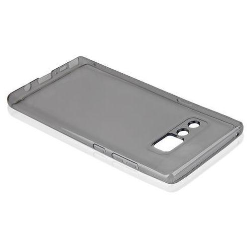 Etui QULT Back Case Clear Luxury do Samsung Galaxy Note 8 Przezroczysty (5901836742629)