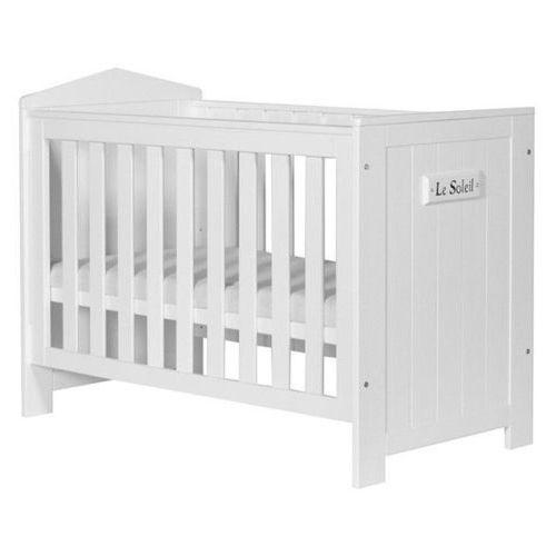 Pinio meble Marsylia łóżeczko dziecięce 120x60