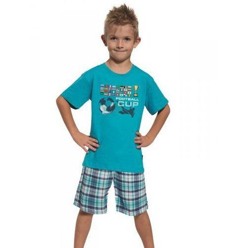 Cornette kids boy 789/65 football cup piżama chłopięca