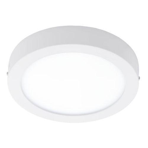 Lampa sufitowa 1x22w fueva 1 30 cm - biała promocja!, 94535 marki Eglo