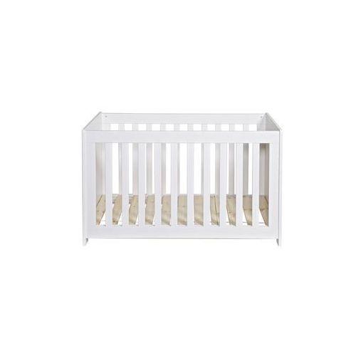 Woood Łóżeczko dla dzieci NEW LIFE białe 363406-GBW, 363406-GBW