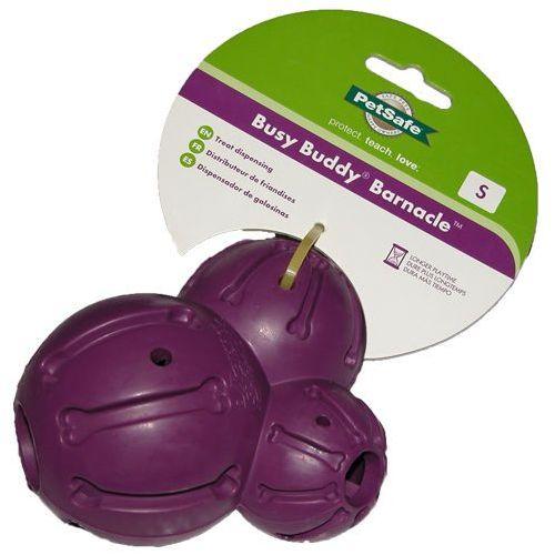 Zabawka na smakołyki dla psa busy buddy barnacle small marki Premier