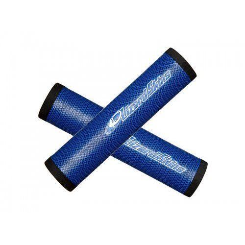 Chwyty kierownicy lizardskins dsp 32.3 gr.32.3mm 130mm niebieskie marki Lizard skins