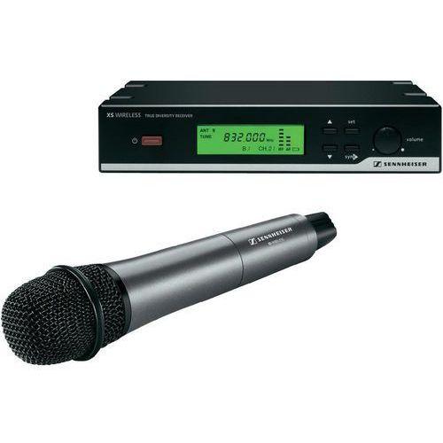 Mikrofon bezprzewodowy Sennheiser XSW 65-E, zestaw z odbiornikiem