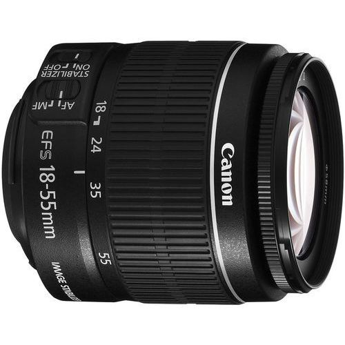 Canon Outlet -  ef-s 18-55 mm f/3.5-5.6 is wersja oem