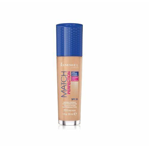 Rimmel match perfection podkład true beige nr 203 30 ml (3614220954073)