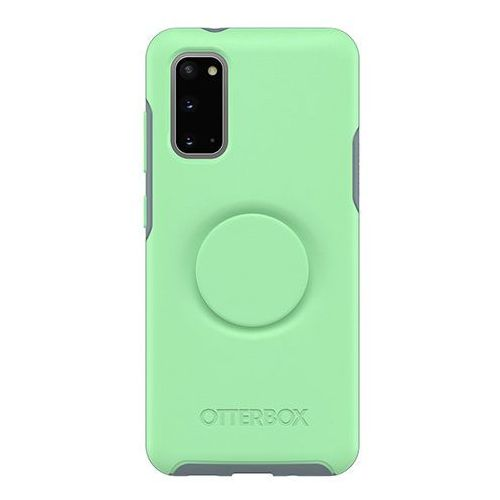 OtterBox Symmetry POP etui z PopSockets do Samsung Galaxy S20 (zielona)