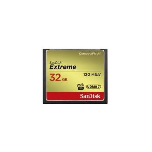 Sandisk Karta pamięci compact flash extreme udma7 32gb darmowy transport