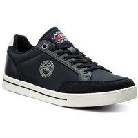 Sneakersy GINO LANETTI - MP07-17085-02 Granatowy