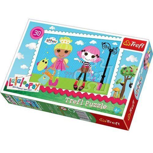 Puzzle 30 lalaloopsy przyjaciółki marki Trefl