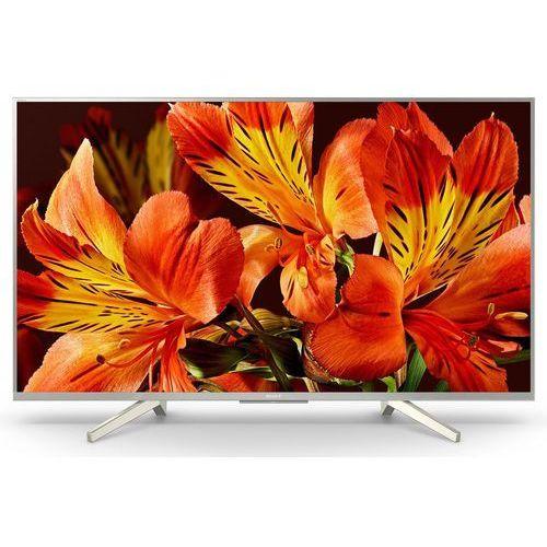 TV LED Sony KD-43XF8577 - BEZPŁATNY ODBIÓR: WROCŁAW!