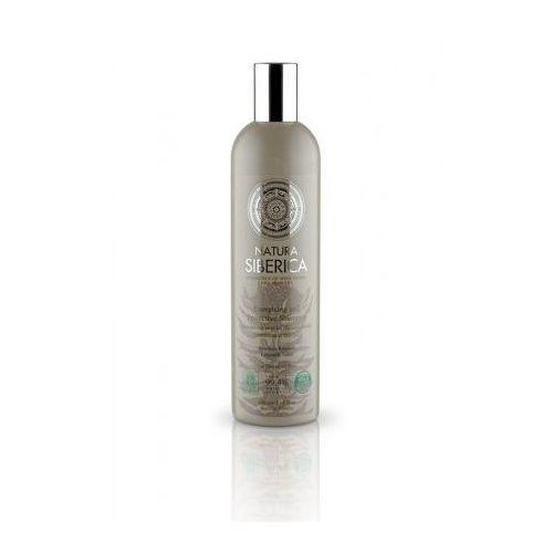 Natura Siberica - Szampon OCHRONA I ENERGIA dla włosów osłabionych i zniszczonych