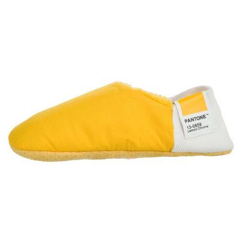 Pantone Universe™ Chill-Out House Slippers Żółty 36, kolor żółty