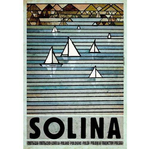 Plakat Solina - Ryszard Kaja, 5039