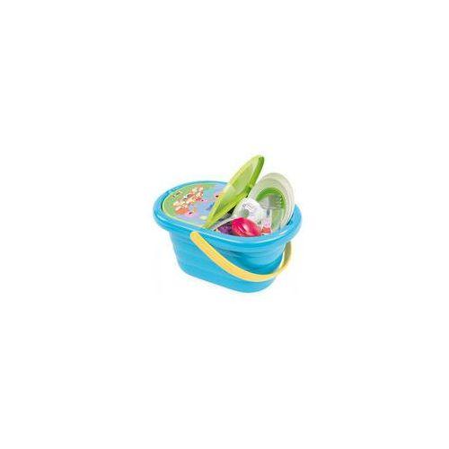 Koszyk piknikowy Świnka Peppa Smoby - produkt z kategorii- Pozostałe lalki i akcesoria