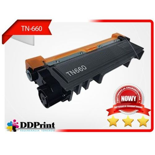 Toner tn660 - tn2320 do drukarek brother hl-l2300d/ hl-2340dw / dcp-l2500d / mfc-l2700dw marki Dragon