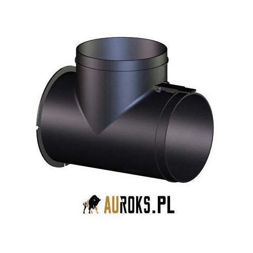 Hewalex przepustnica z obejściem fi 160 mm 90.00.03